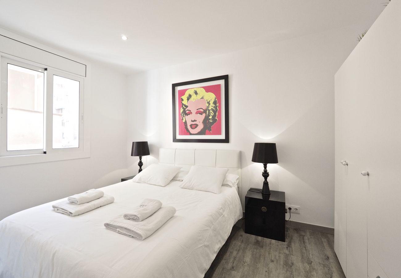 Apartamento en Barcelona - Stylish designer 3Br Apt.