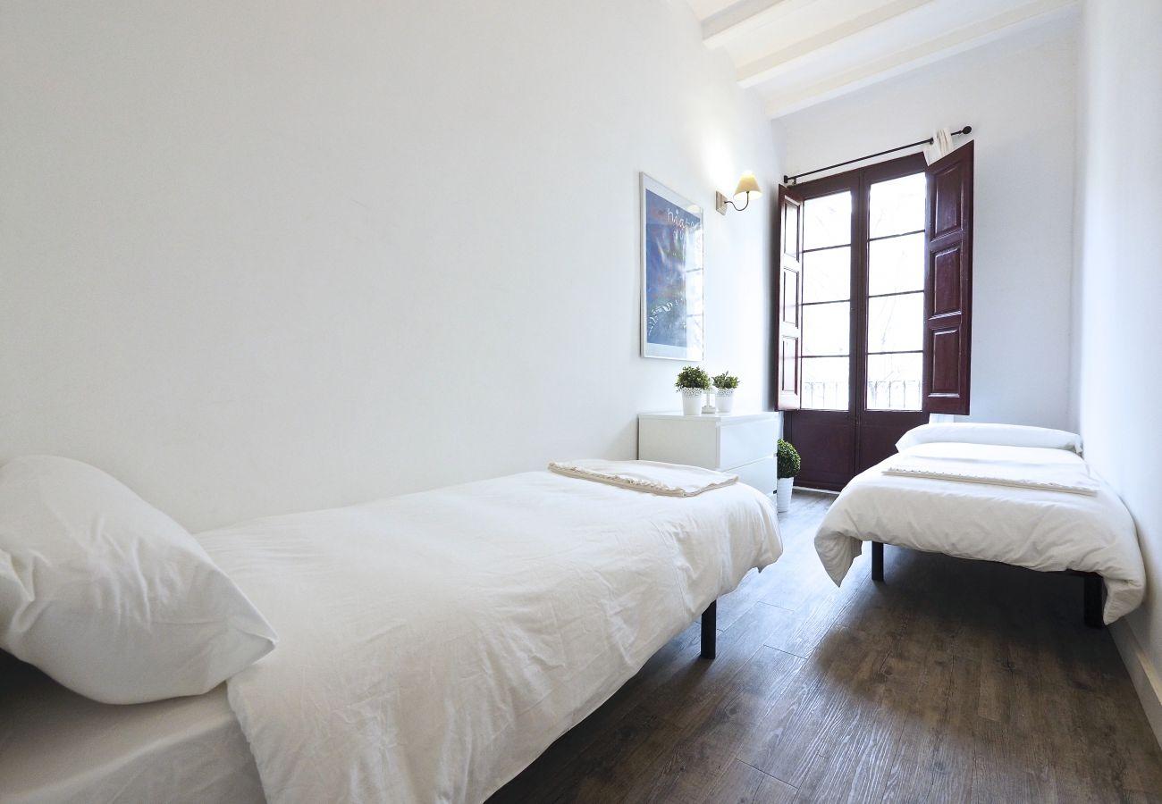 Apartamento en Barcelona - Boutique Apt. in the Center I