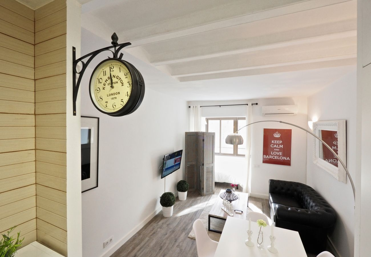 Apartment in Barcelona - Boutique Apt. in the Center II